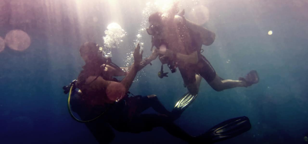 Gili discovery dive lombok